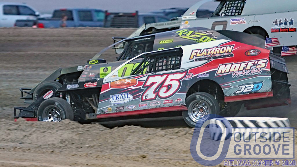 Chaz Baca: Wandering the West for IMCA Points