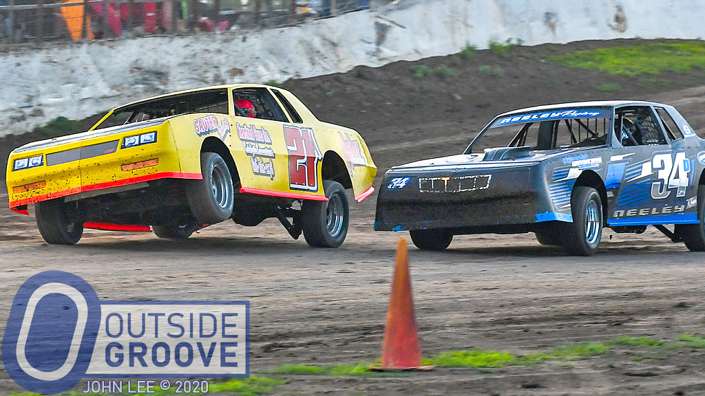 """Get Up and Go: Aaron """"Boo"""" Sauter on Stock Cars"""
