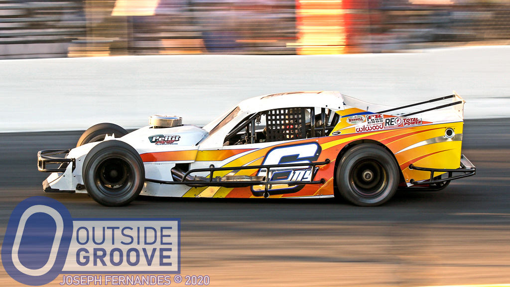Ryan Preece: Having Fun with his Modified