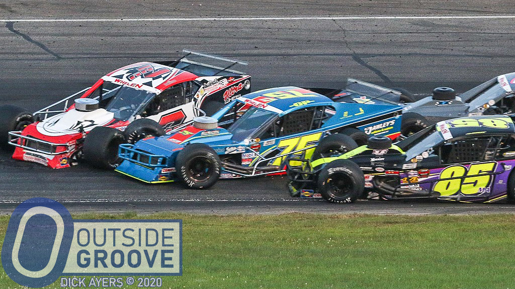 Chris Pasteryak: That's Modified Racing