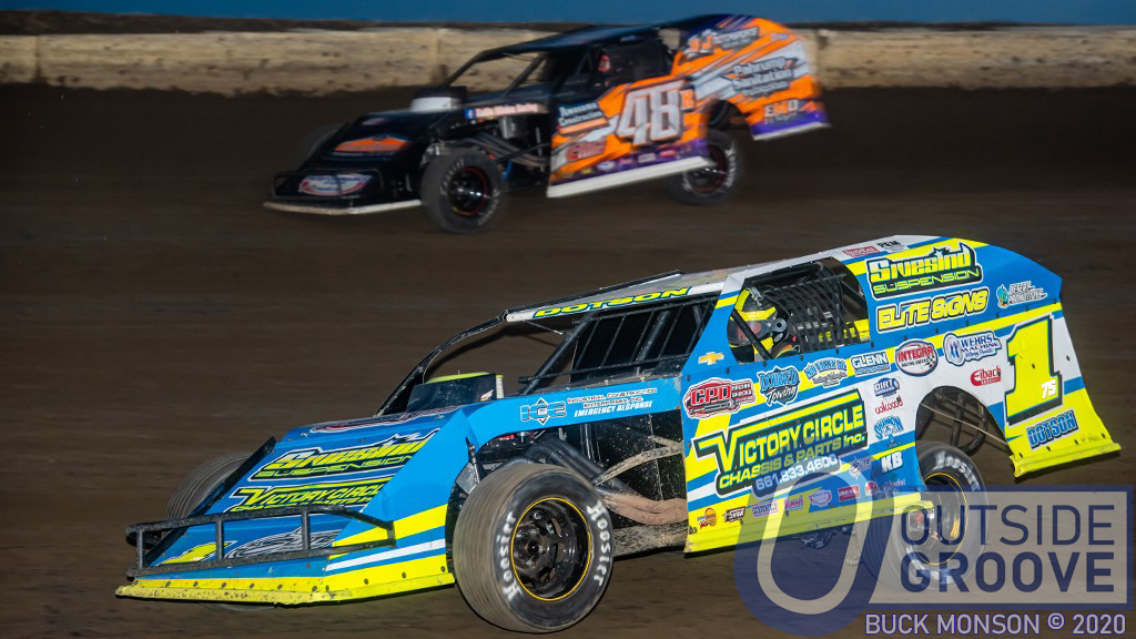 Ethan Dotson: Crisscrossing the Country for Racing