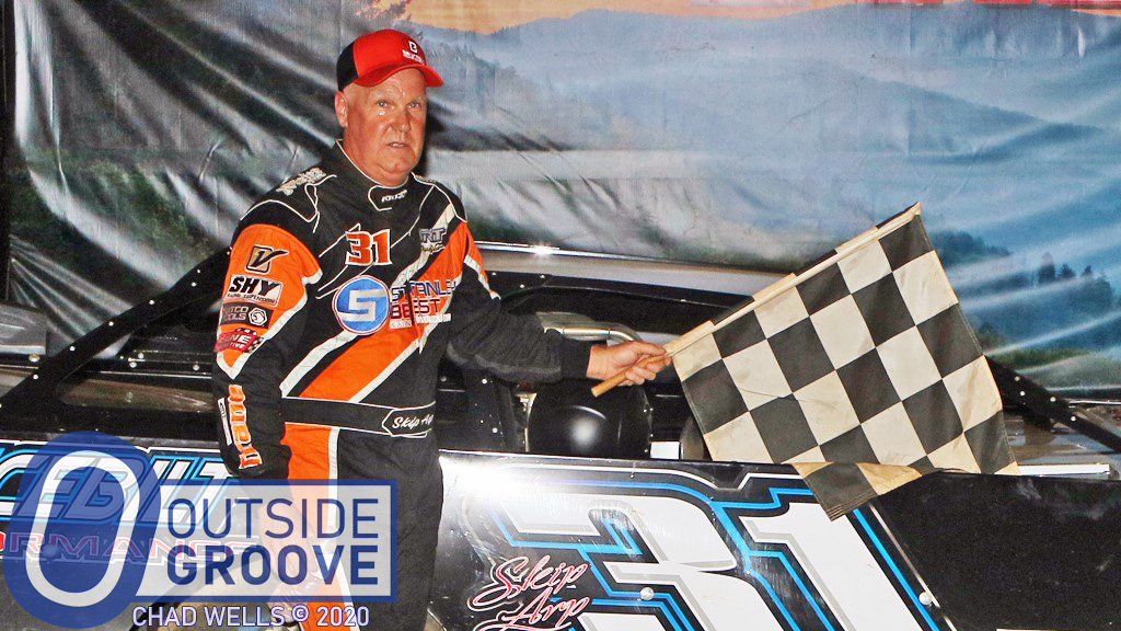 Skip Arp: Back in Racing, Back in Victory Lane