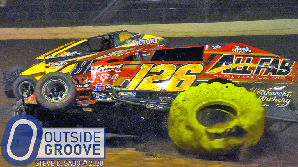 Jeff Strunk: Beaten by a Yuke Tire to Beating the Field