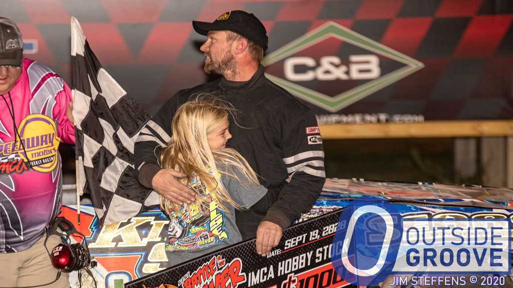 Cody Nielsen: Biggest Fan Shows Support after Win 100