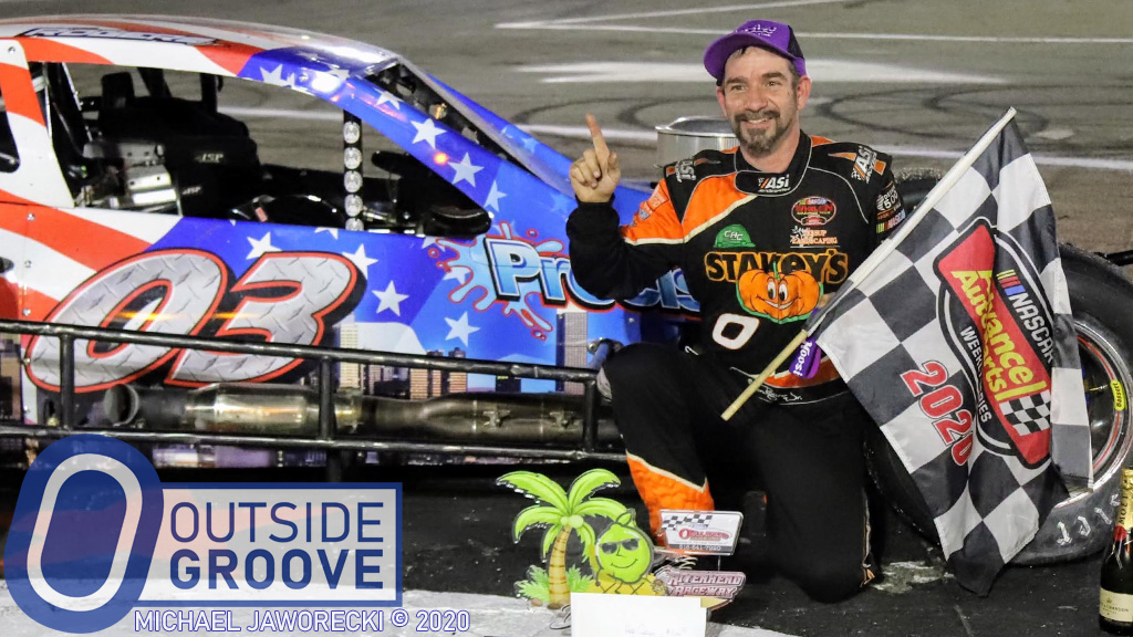 Tom Rogers Jr.: Opts to Start in the Rear; Wins Race