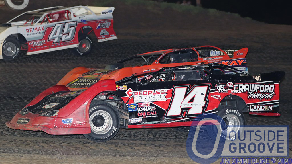 Logan Duffy: The IMCA Late Model Youth Movement