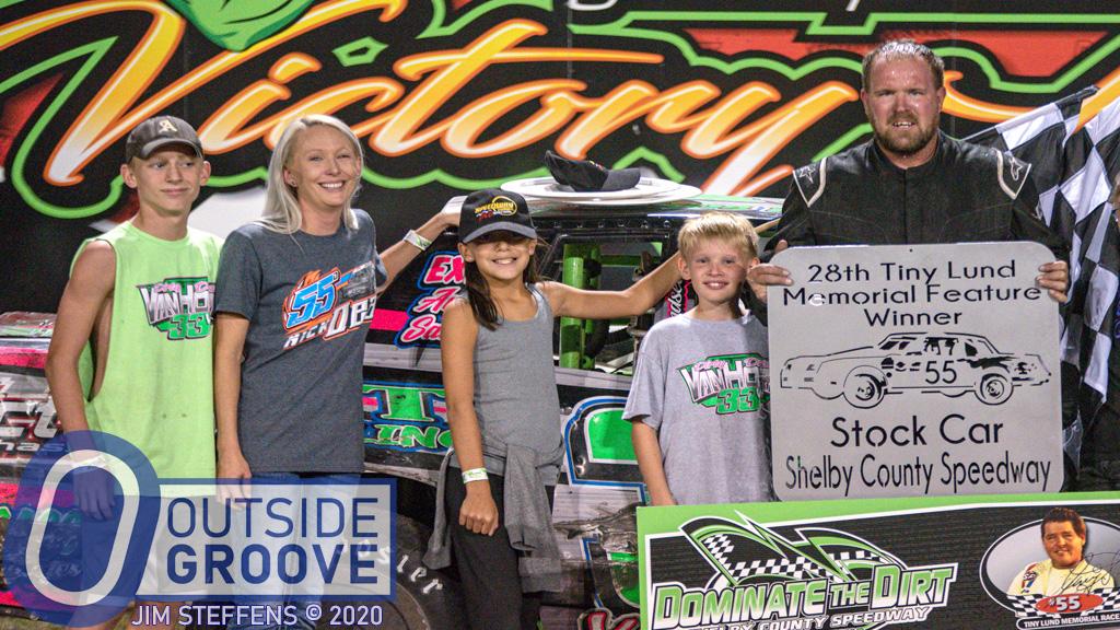 "Dusty Van Horn: A Huge ""Tiny"" Win"