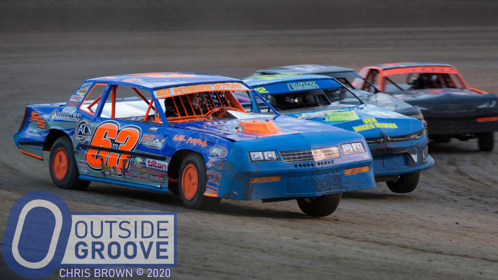 Mike Nichols: Setting Incredible Records in IMCA