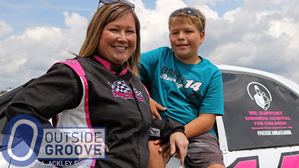 Heather Bretz: Racing for Chase and the Shriners