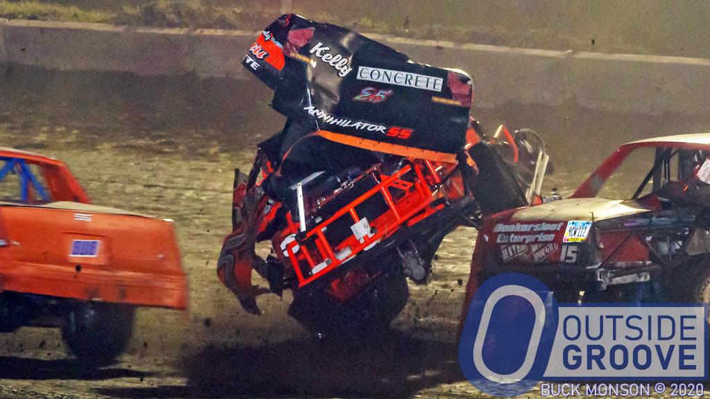 Dan Jones: Wreck Destroyed His Car But Not His Spirit