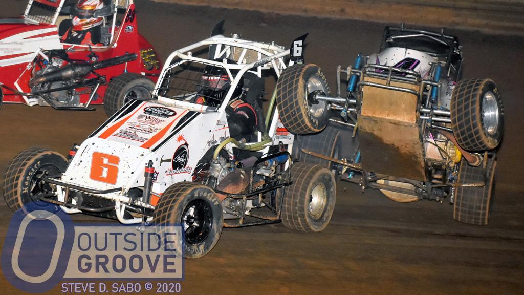 Sam Borger: Having a Blast Behind the Wheel