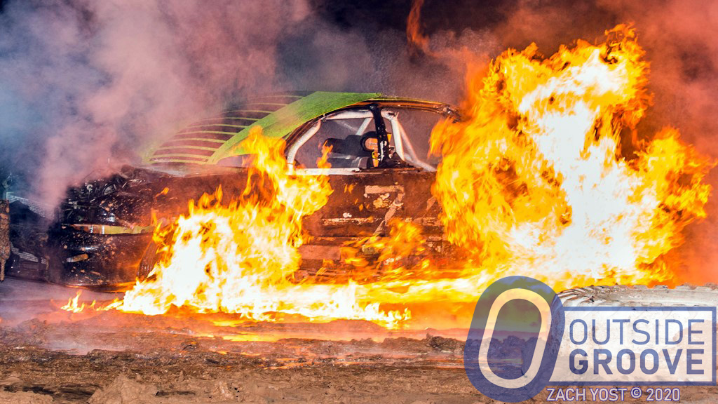 Daytona Hensley: Safely Escaped This Inferno