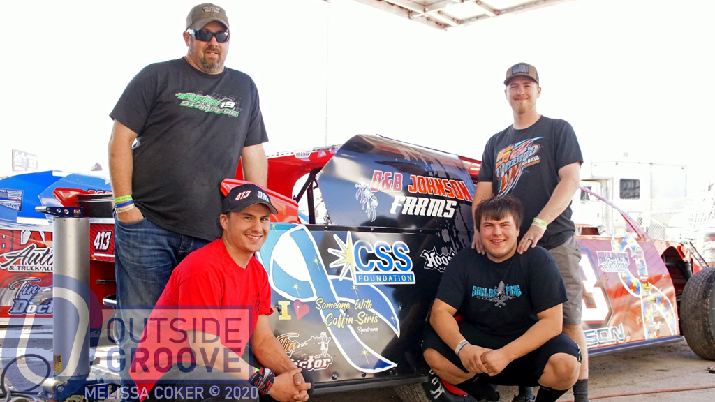 Brad Johnson: Team Donates Winnings at Las Vegas