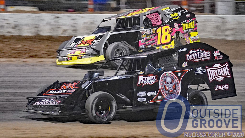 Zane DeVilbiss: Putting Scott Bloomquist in a Modified