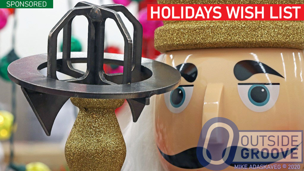 Rear Spring Cups from A&A — Holidays Wish List