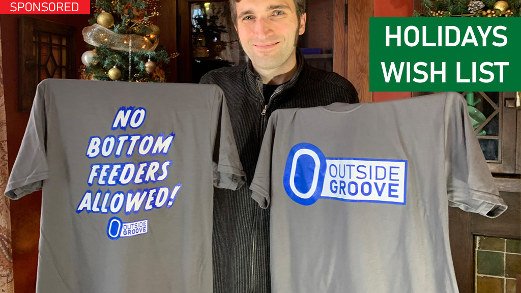 T-Shirt from Outside Groove — Holidays Wish List