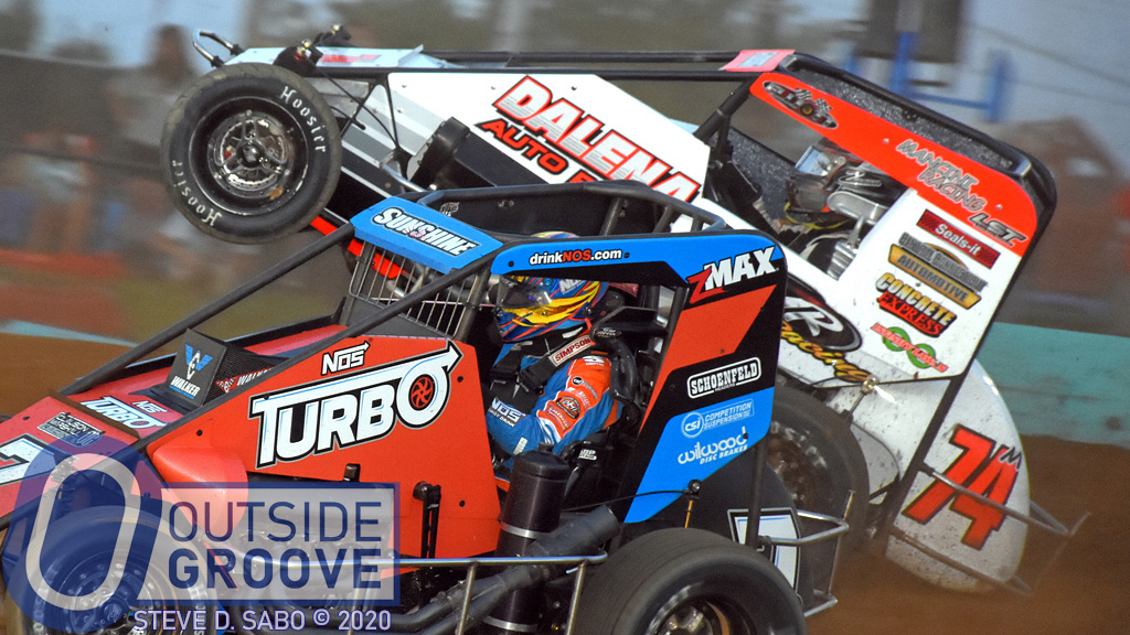Adam Pierson: Abrupt Halt to his Midget Season
