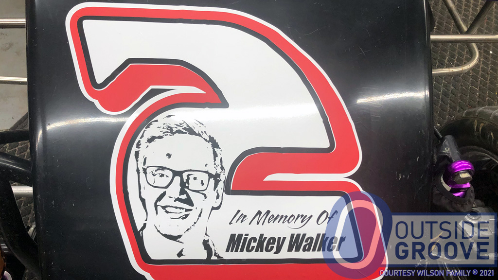 Mickey Walker: Wilsons Remember Friend at Chili Bowl