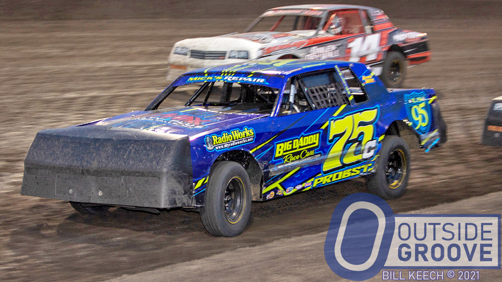 Cory Probst: 2020 IMCA Hobby Stock National Champ