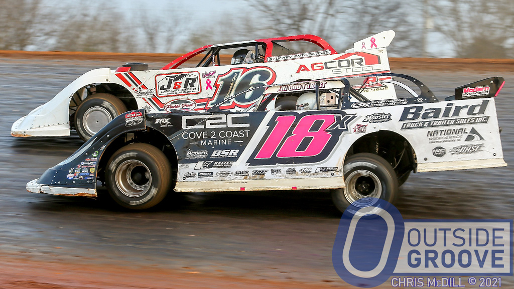 Michael Page: Wins Ice Bowl with 2016 Stinger Chassis