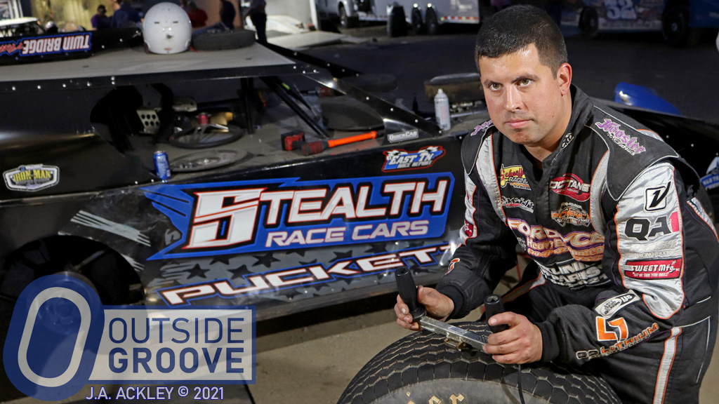 KC Burdette: The Grind Between Qualifying & Feature