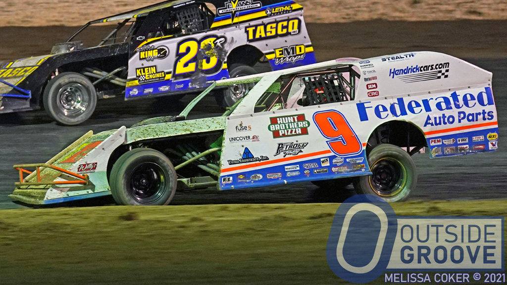 Ken Schrader: No Signs of Slowing Down