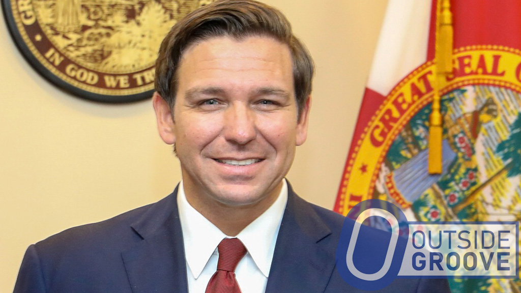 Ron DeSantis: STSS Honors Florida Governor at Bubba