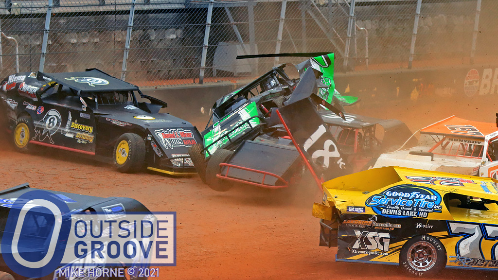 Bristol Modified Crash: Drivers Offer Their Perspectives