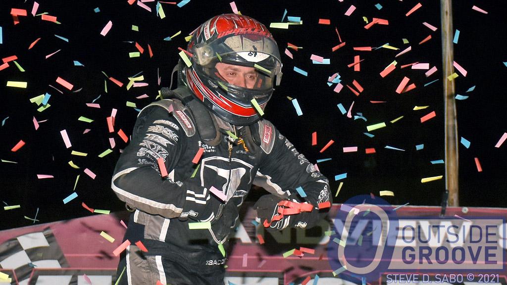 Brady Bacon: Racing's Macho Man, Oooh Yeah!