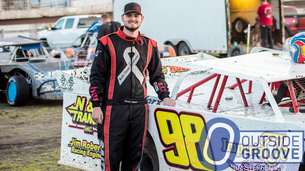 Brandon Saltzman: Cancer Won't Stop Him from Racing