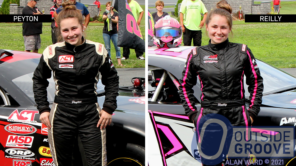Lanphear Sisters: Racing Together in ACT