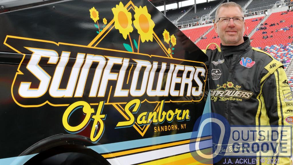 Chad Brachmann: Fueled by Flower Power