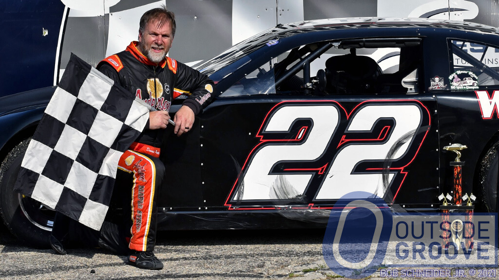 Dennis Prunty: Taking a 25-Year-Old Car to Victory Lane