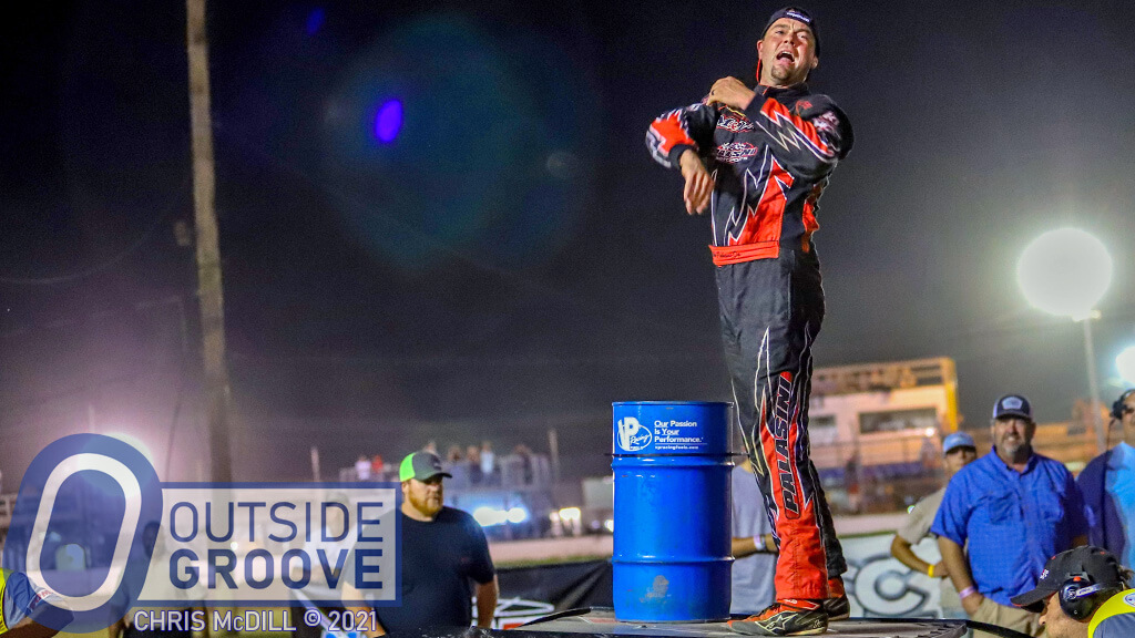 Mike Palasini Jr.: His Big Win at Home