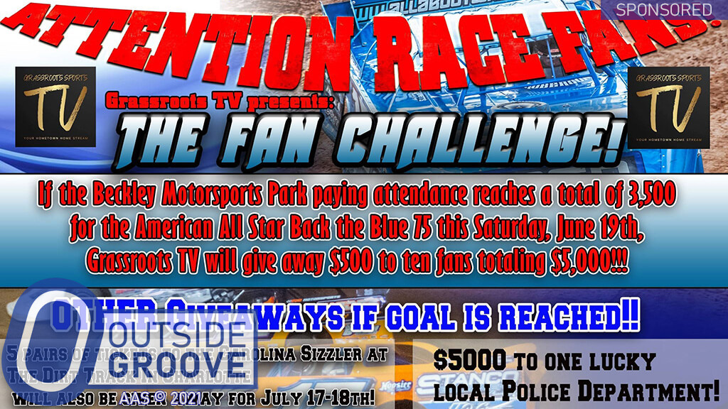 Grassroots Sports TV: $5K Challenge to Pack Beckley
