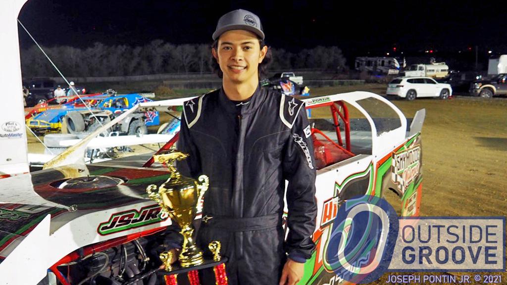 Joseph Pontin Jr.: From IndyCar Crew Member to Racer