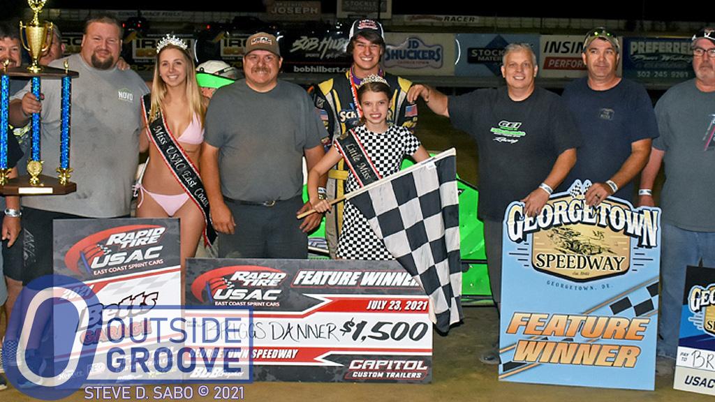 Bill Gallagher: A Win for their Late Car Owner