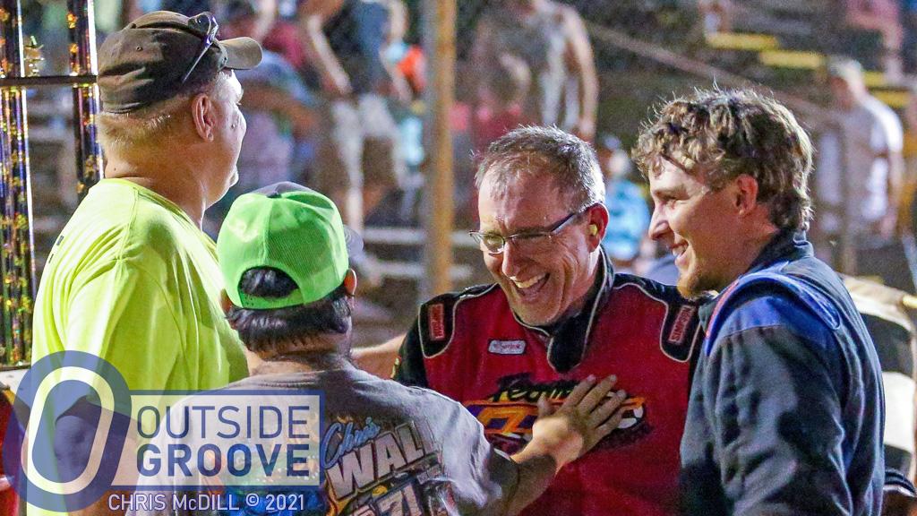 David Ashley: Back Racing 11 Years Later & Winning
