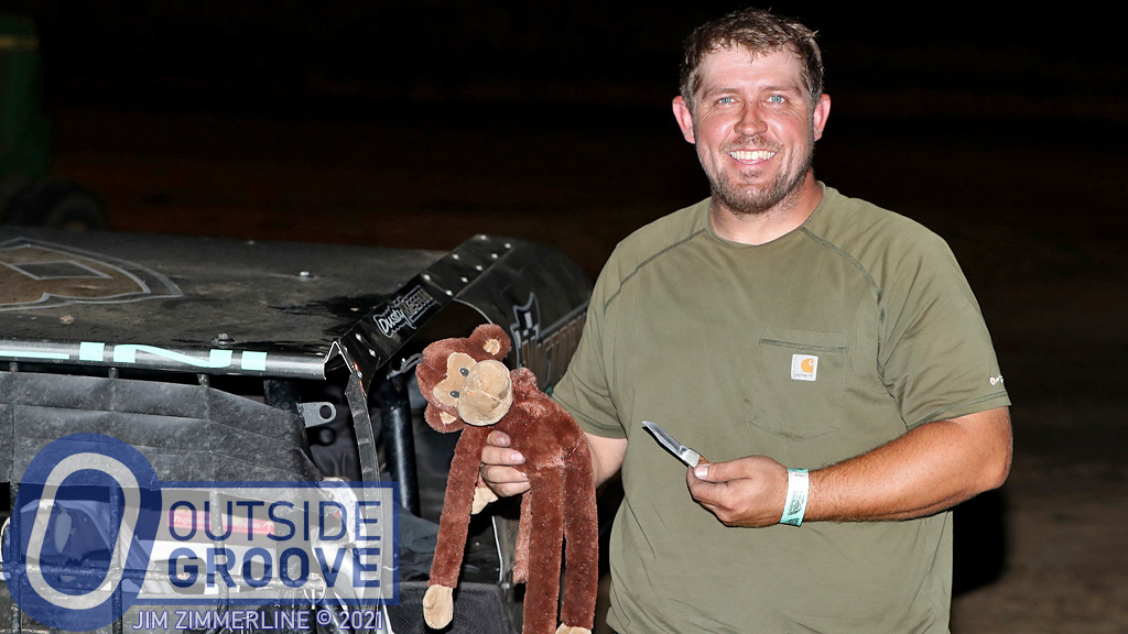 Dusty Masolini: Got the Monkey Off His Back