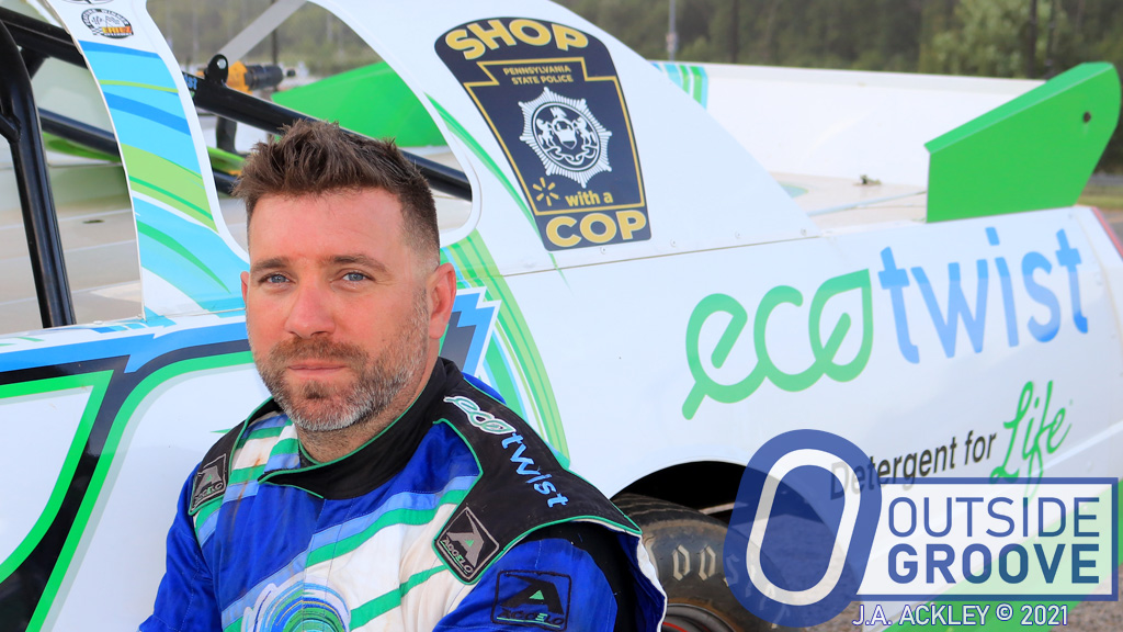 Jeremy Zufall: Supporting Shop With A Cop