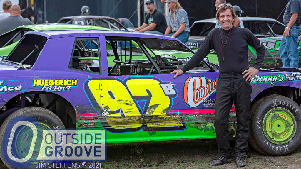 Brian Blessington: Fourth All-Time in Stock Car Wins