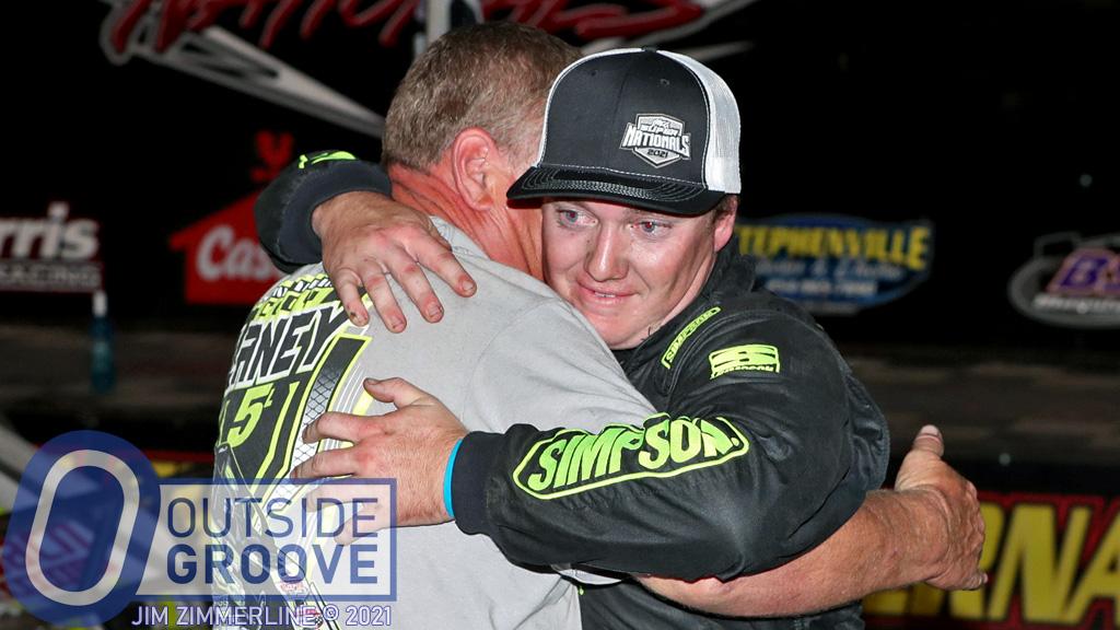 Cody Laney: A Winner Before Birth