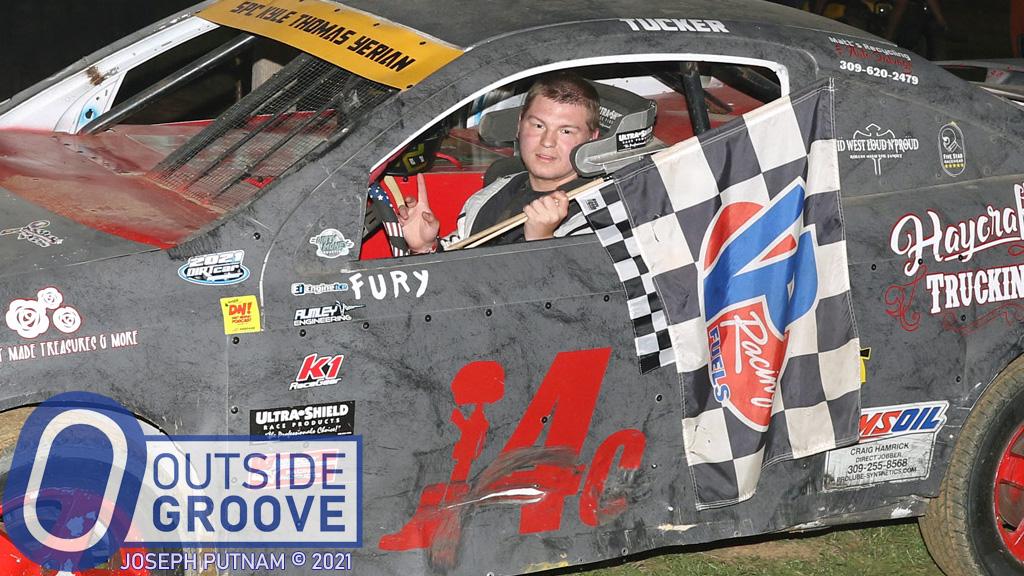 Tucker Clark: Racing Helps Teen with Autism