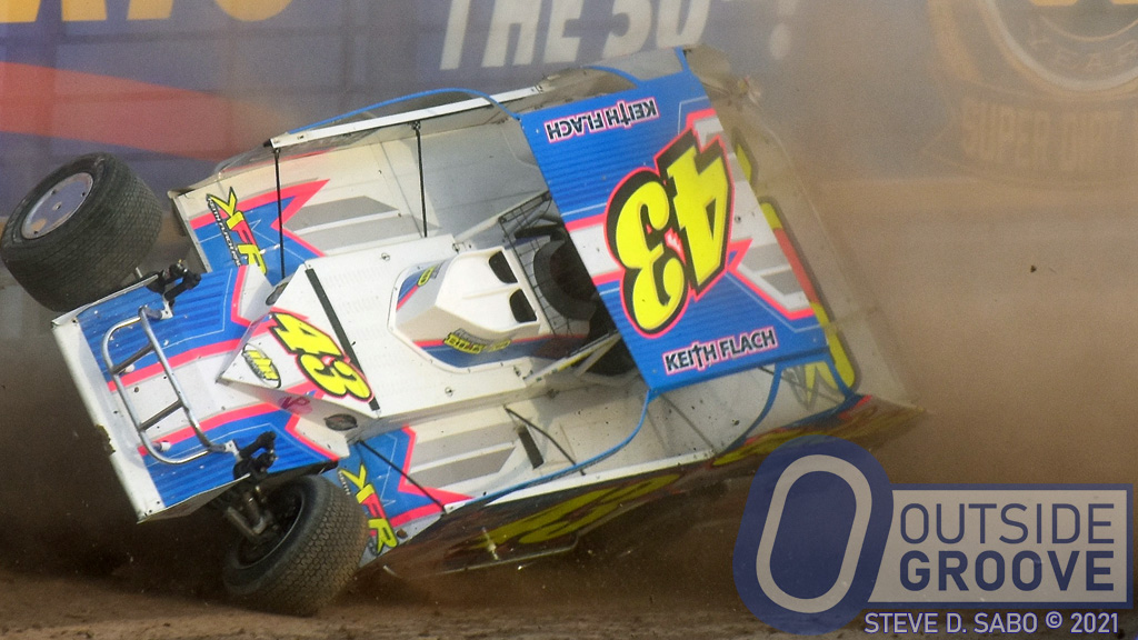 Keith Flach: Saved the Race Car, But Lost the Camper
