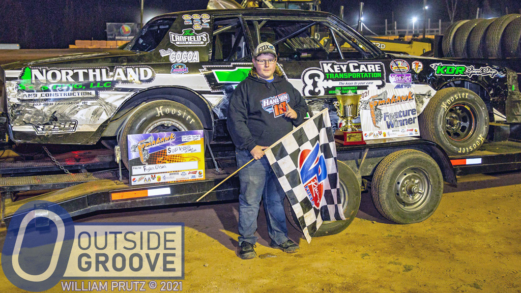 Ryan Olson: Surprise Win After Top Two Get DQed