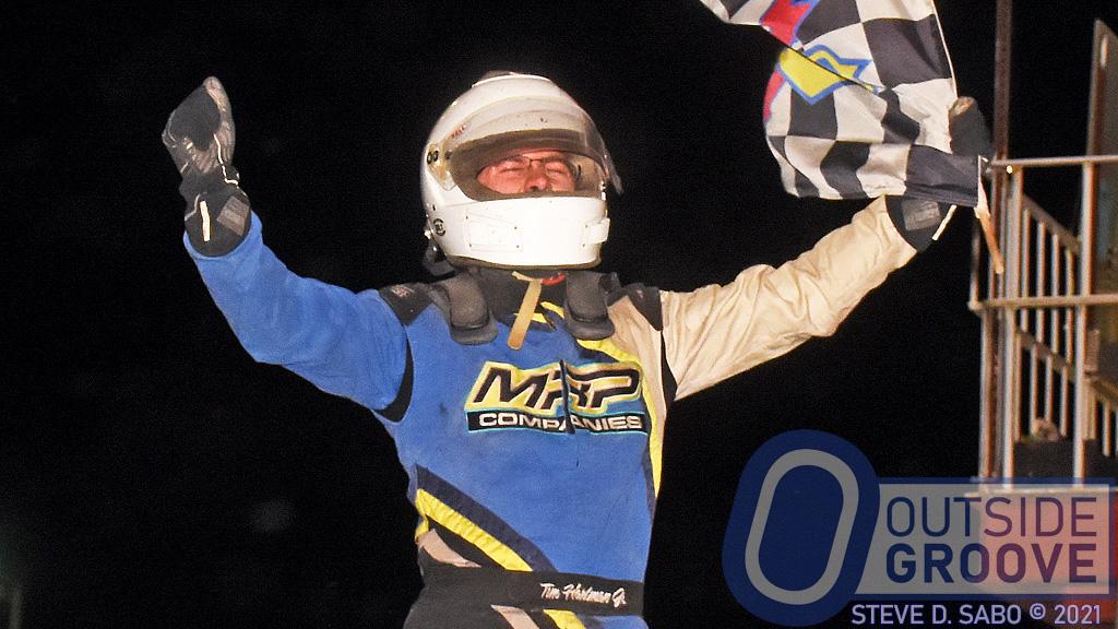 Tim Hartman Jr.: Won the Title by Winning the Race